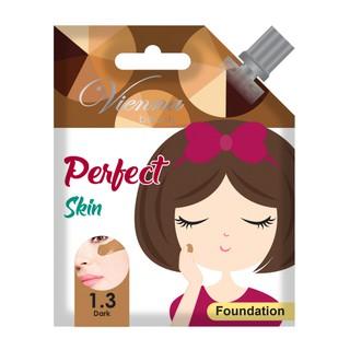 KKV - Vienna Beauty Perfect Skin Foundation 1.3 Dark 15g sachet thumbnail