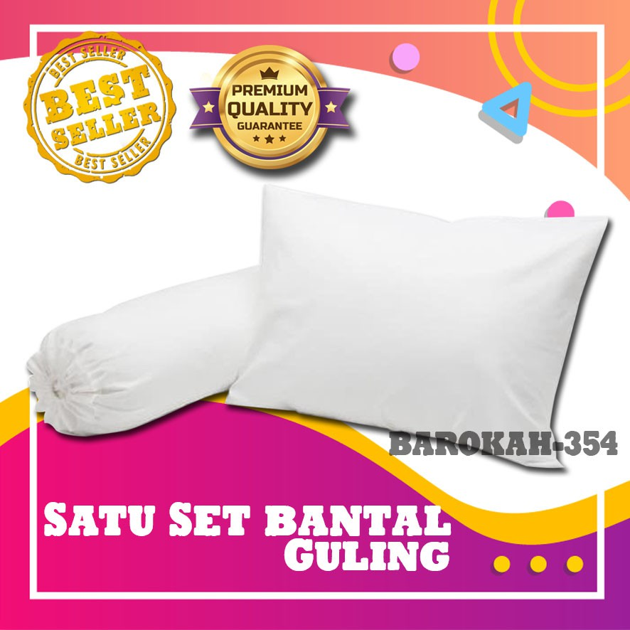 BANTAL GULING SET / BANTAL DAN GULING / BANTAL MURAH BANTAL GULING / BANTAL GULING MURAH