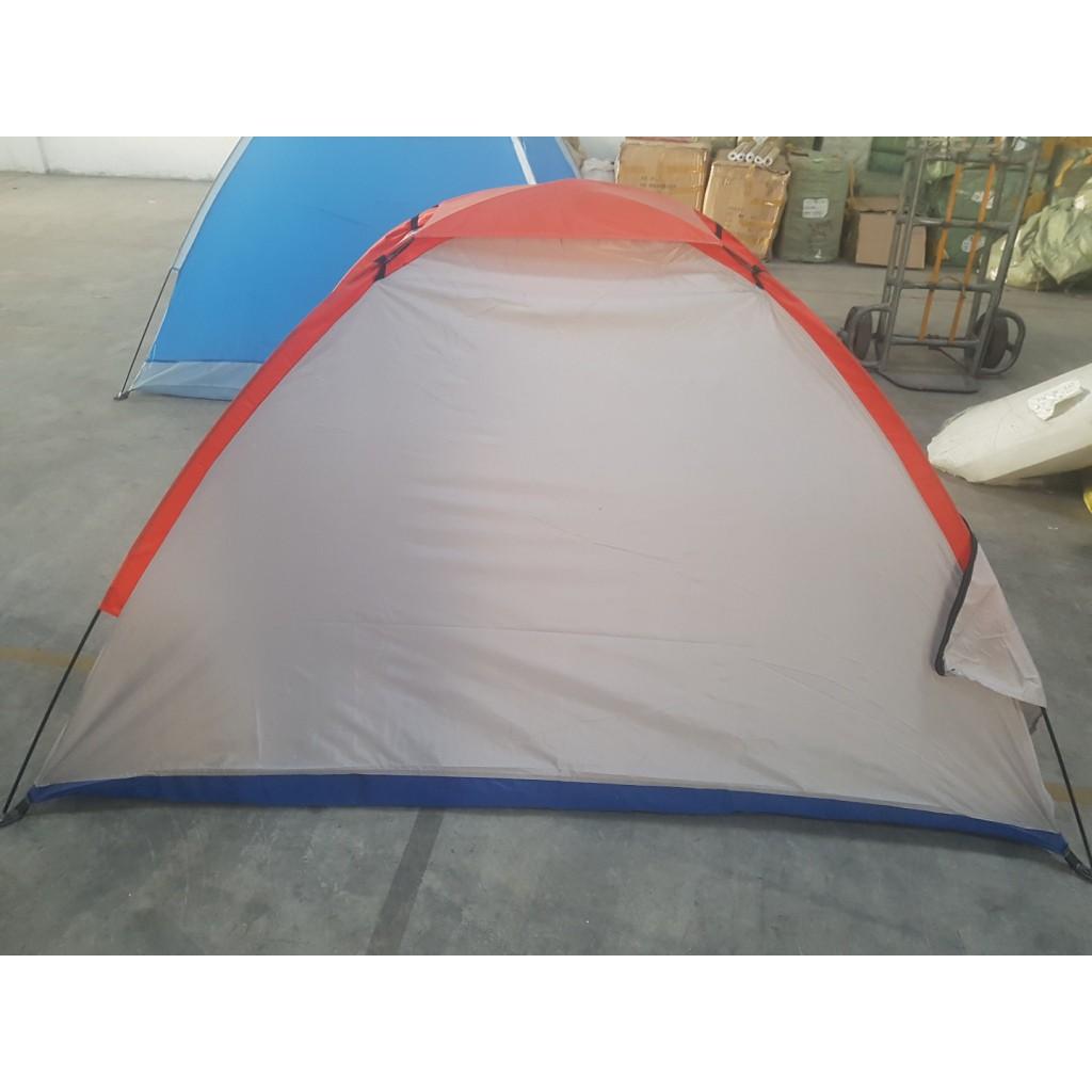 Tenda Camping Outdoor Hyu 4 5 Persons Single Layer Murah Shopee Tas Kap 6 Indonesia