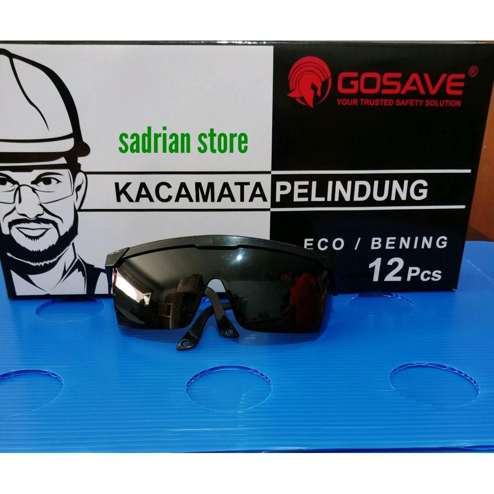 Gs Works Kaca Mata Safety Sporty Clear Bcs 01 Import Daftar Kacamata Kerja Motor Kings Ky 713 Original Dijual Gerinda Tangkai Adjustable Murah Shopee Indonesia