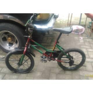 Sepeda Anak Stallion Usa 16an Shopee Indonesia