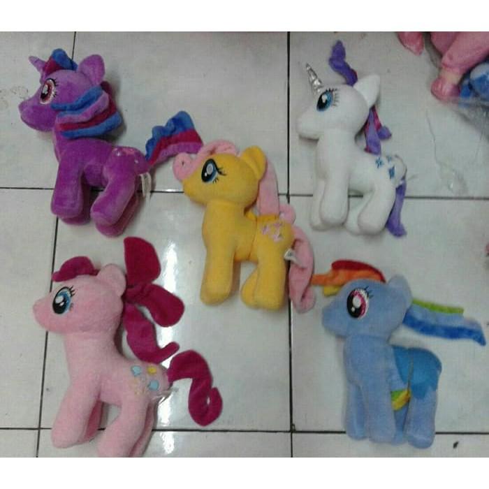 12 pcs lot PVC 3 5 cm Lucu Kuda Aksi angka Mainan Boneka Bumi Ponies ... 12406bf131