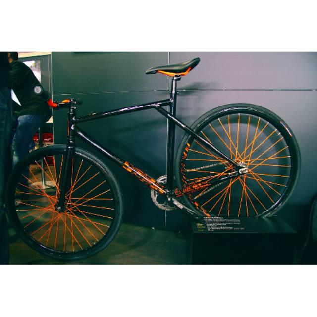 Sepeda Fixie Full Modif Shopee Indonesia