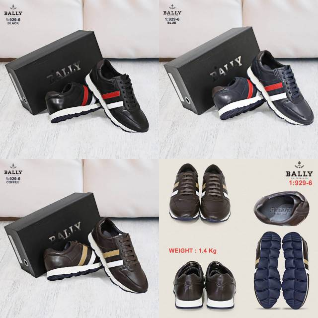 IDR 140.000 Sepatu Bally Office Gloss Kode 20153  92cd69fa3e