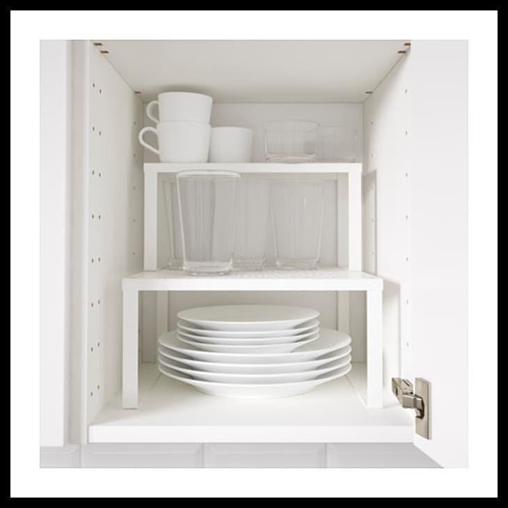 Sisipan Rak Piring Lemari Dapur