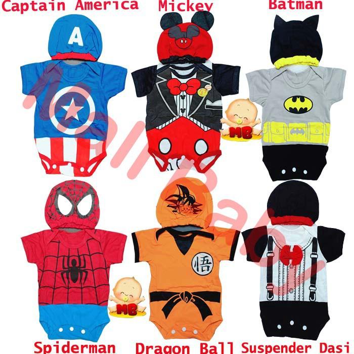 6aad70ed7 Baby Chef  Baju anak bayi baju bayi jumper bayi lucu kostum karakter ...