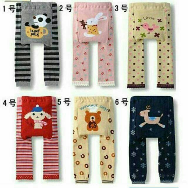 Legging Busha type A | Shopee Indonesia -. Source · Busha Celana Legging Bayi Motif