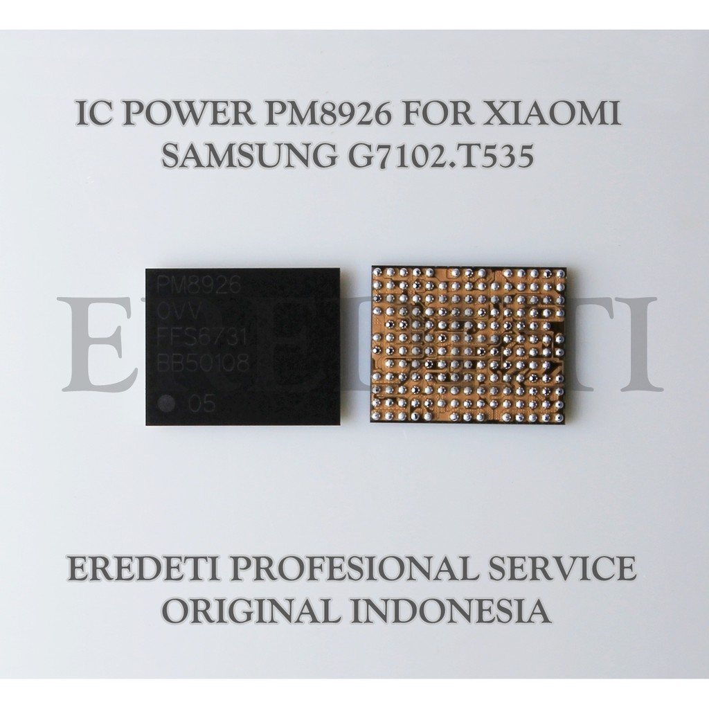 IC POWER PM8926 FOR XIAOMI  SAMSUNG G7102 T535