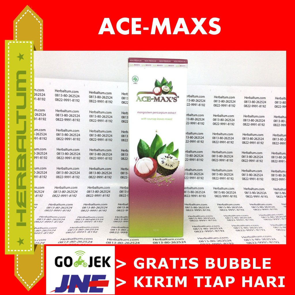 Ace Maxs Jus Kulit Manggis Jaminan Asli Gratis Bubble Wrap Shopee Xamthone Plus Jamin Juice Indonesia