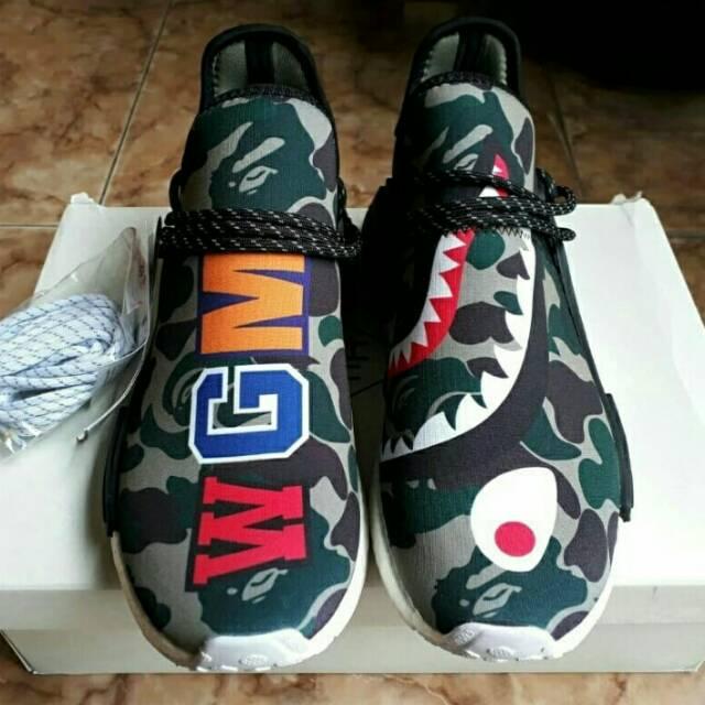 35e8357a62236 Adidas NMD Pharrell Williams Human Race X
