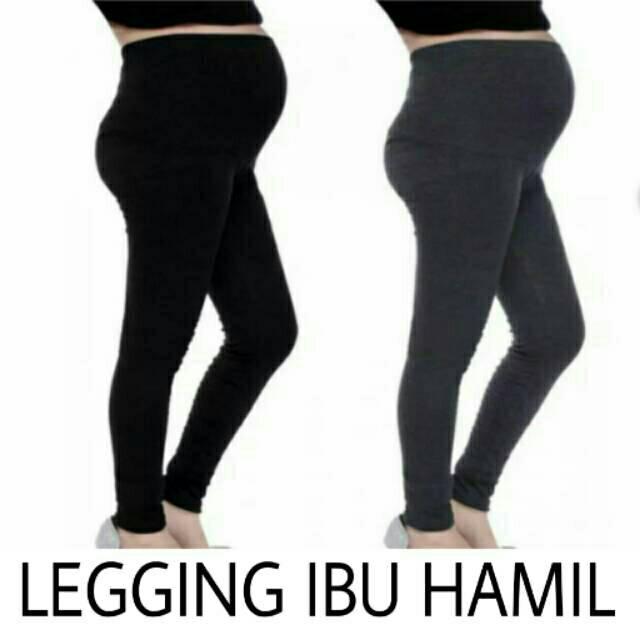 Legging Hamil Legging Ibu Hamil Legging Jumbo Hamil Celana Hamil Celana Hamil Jumbo Shopee Indonesia