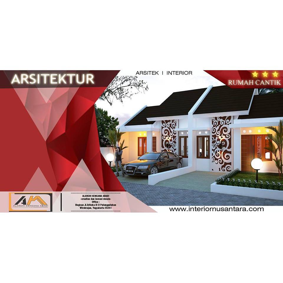 Jasa Desain Rumah Minimalis Gratis Shopee Indonesia