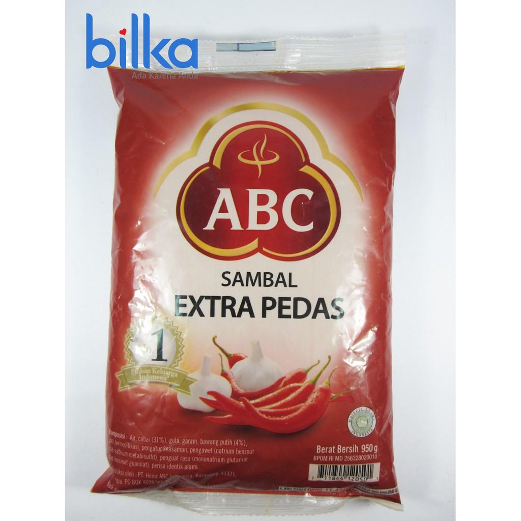 Saus Sambal Extra Pedas Aku Shopee Indonesia Saos Cabe Hot