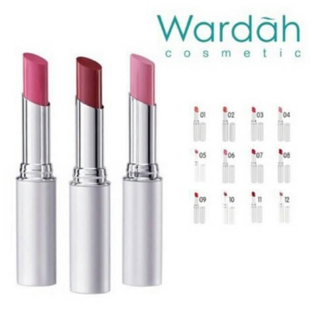Wardah longlasting Matte / Lipstik Wardah exclusive