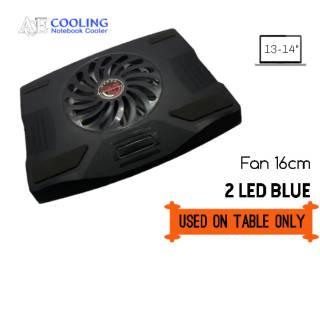 Ace cooling kipas laptop samoon big fan untuk notebook 14-15inch berkualitas