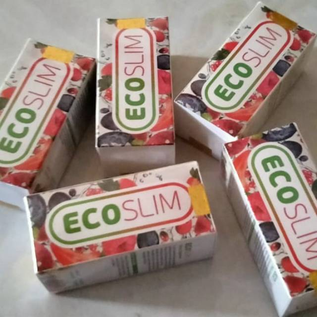 eco slim adalah)