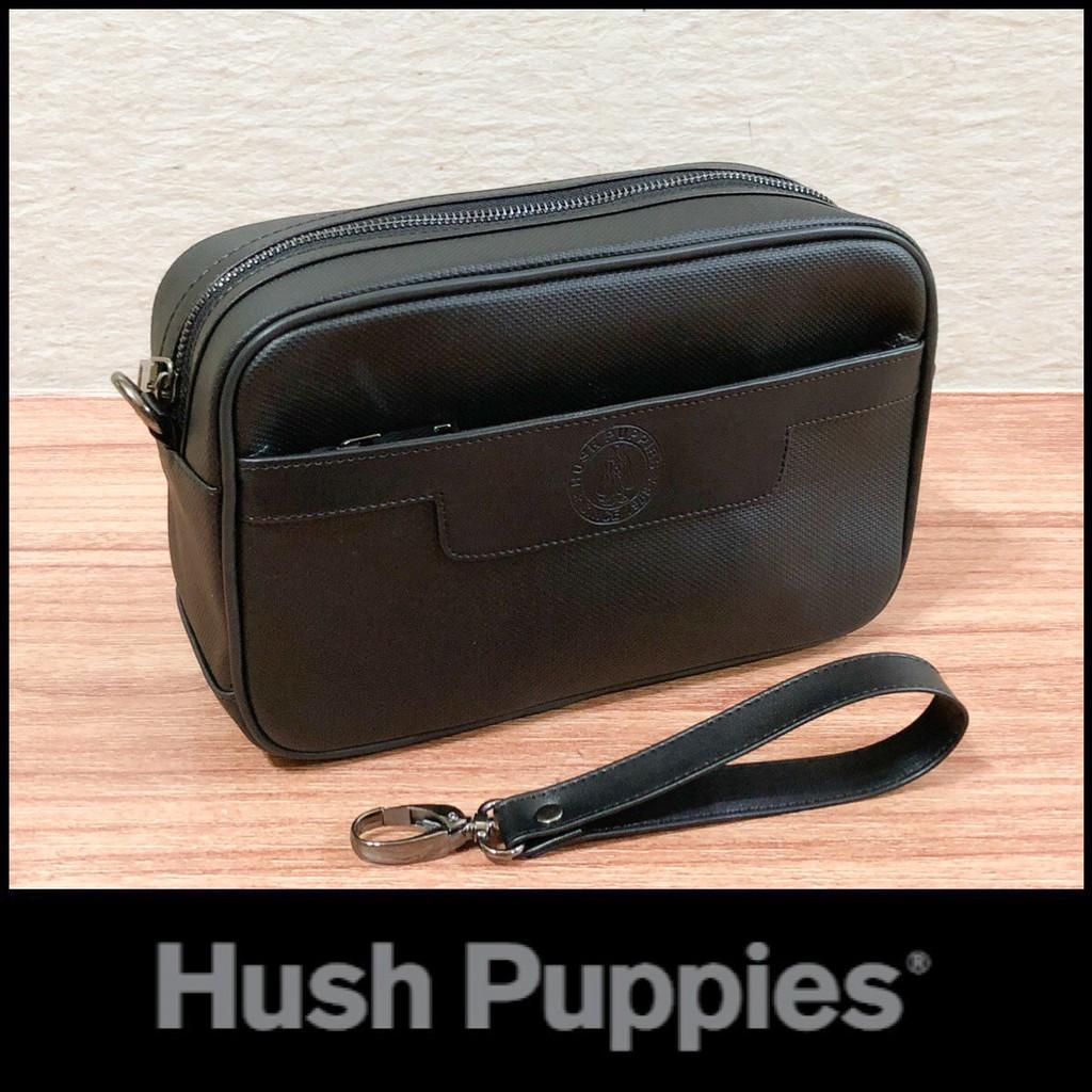 111-) dompet Hush Puppies 518 1 black Super tas cowok clutch cowok handbag   a3e51f3d20