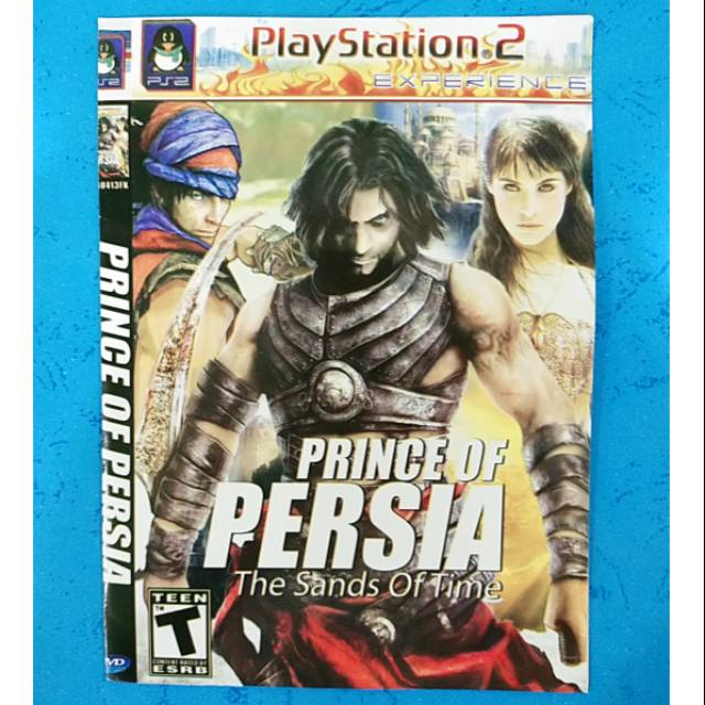 Kaset Video Game Playstation Ps2 Prince Of Persia Ps 2 Shopee Indonesia