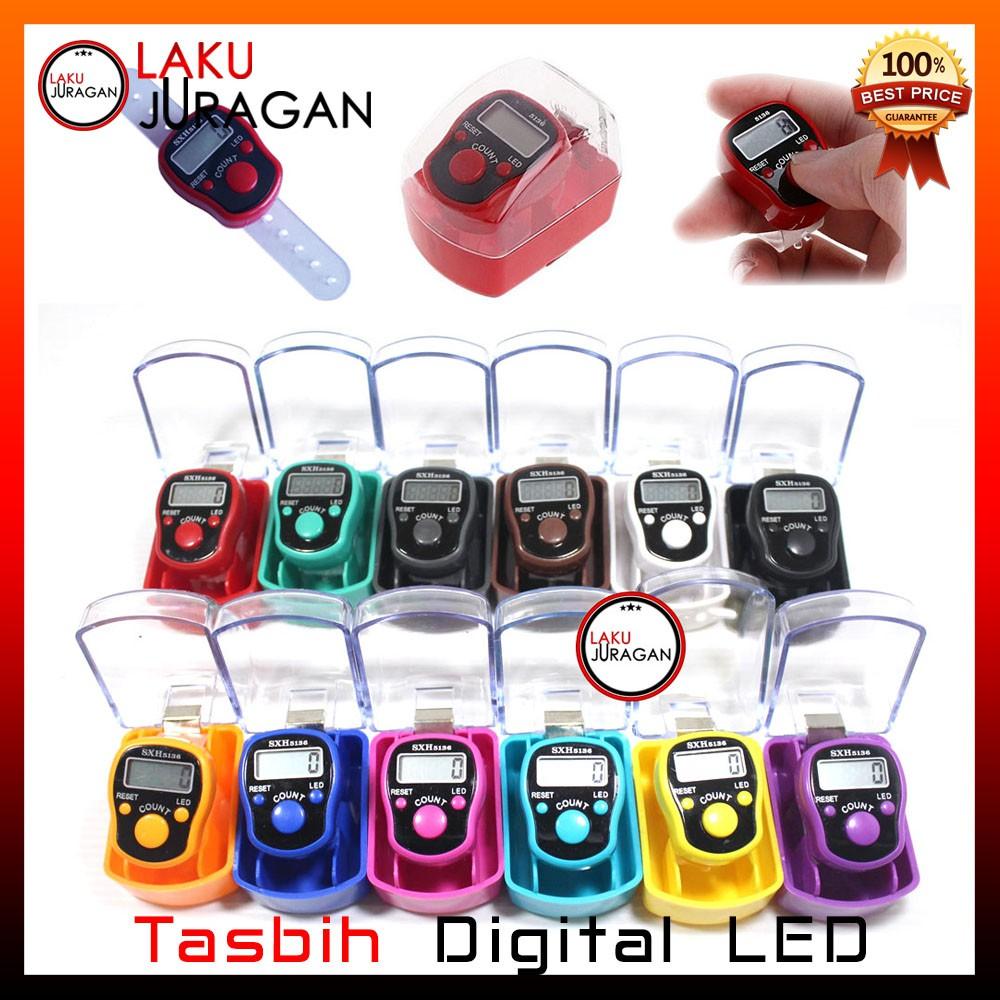Buy 1 Get Tasbih Digital Mini Finger Counter Penghitung Atau Alat Hitung Tally Jari Ngaji R84 Shopee Indonesia