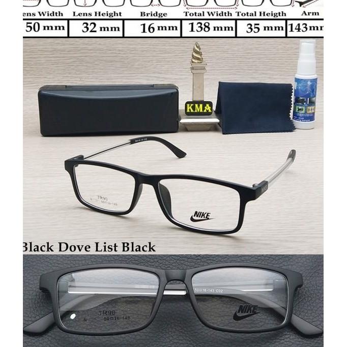 92a17c69e8  Kualitas Kacamata Nike Frame Kacamata Minus Nike Elastis Kacamata Ringan  Lentur %