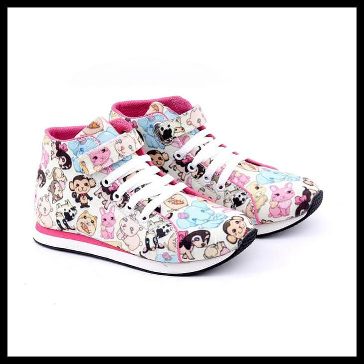 Big Sale 9093gjj Sepatu Boots Sneaker Anak Perempuan Sepatu Casual Anak Cewek