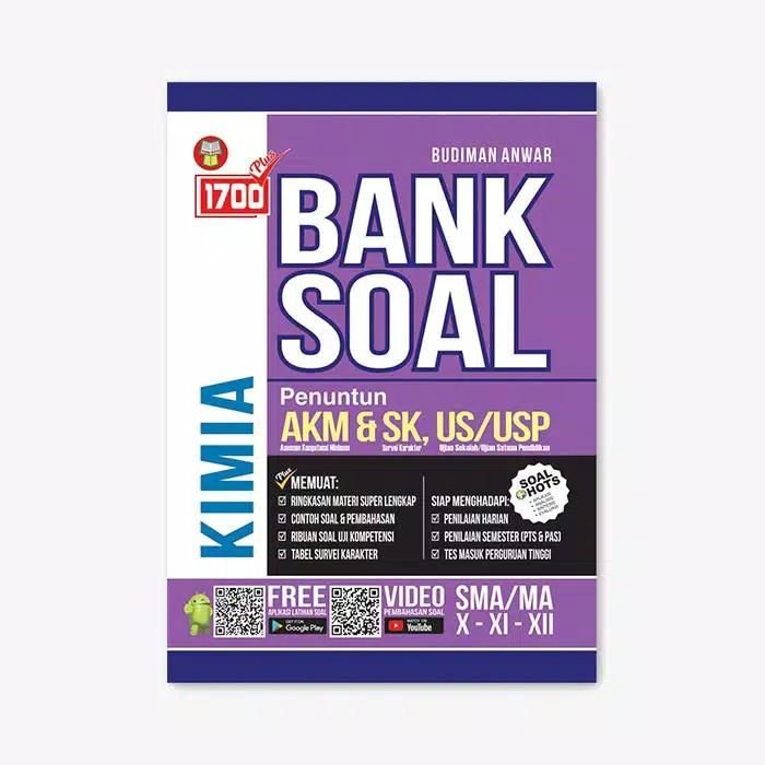 Buku Soal Sma 1700 Plus Bank Soal Akm Kimia Sma Ma Kurikulum 2013 Revisi Shopee Indonesia