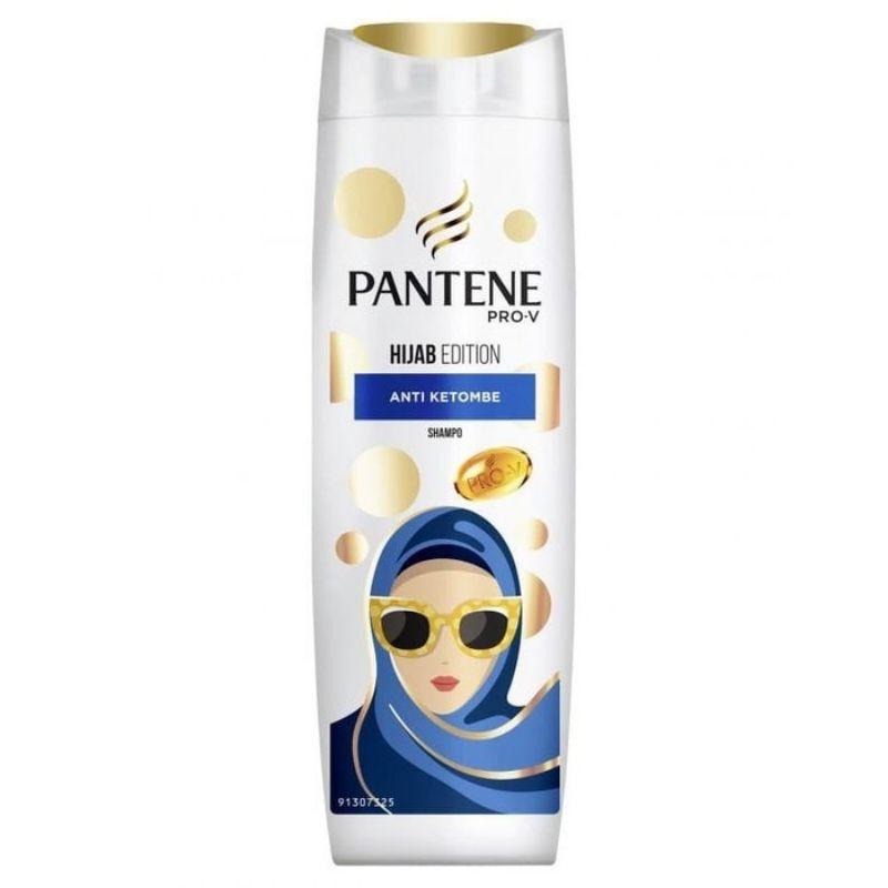 Pantene Shampoo 130ml-Hijab biru