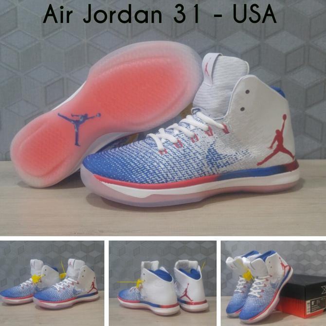 eaf1f0bece1b Promo Sepatu Basket Air Jordan AJ 31 Termurah