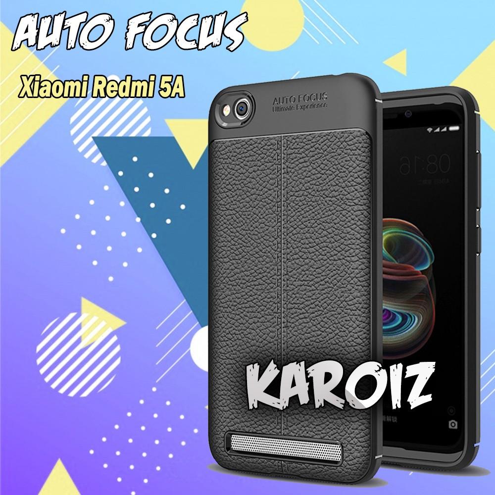 C102 Xiaomi Redmi 5A Auto Focus Case Premium Silicon Leather Autofocus | Shopee Indonesia