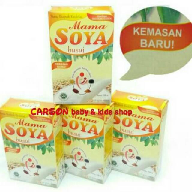 Distributor Resmi Mama Soya 200 gr - Pelancar Asi (Kami Distributor Tunggal Tangerang Selatan) | Shopee Indonesia