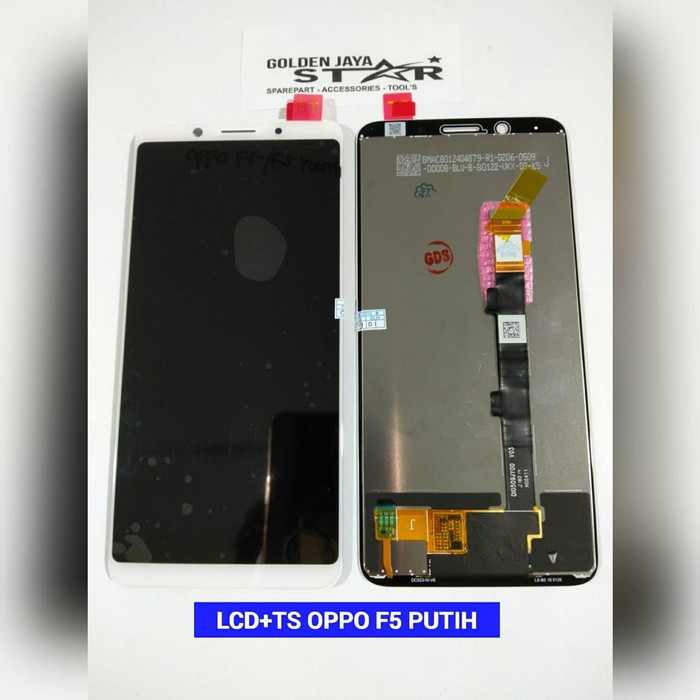 LCD TS OPPO F5 / F5 YOUTH A73 ORI