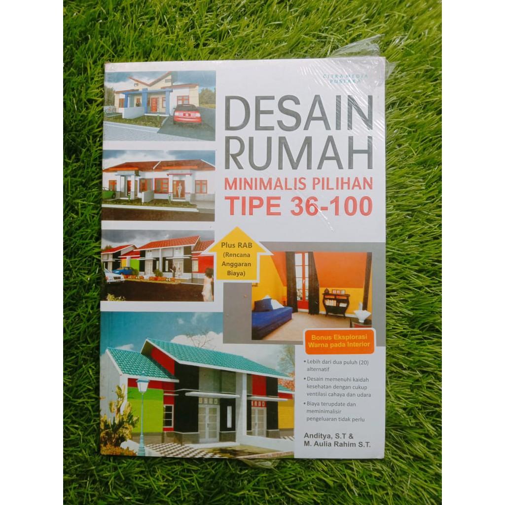 Desain Rumah Minimalis Pilihan Tipe 36 100 Shopee Indonesia