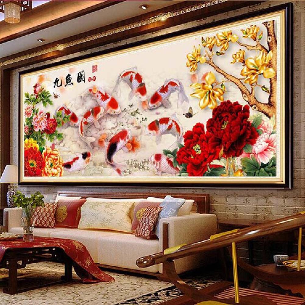 Hiasan Dinding Rumah Lukisan Bunga Dekoratif Dev 2 Shopee Dekorasi Kaligrafi Mei B Indonesia