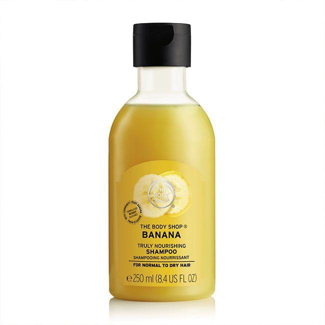 The Body Shop Banana Truly Nourishing Shampoo 250ml-4