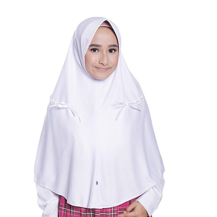 Rabbani Kerudung Sekolah Instan Tesya Shopee Indonesia