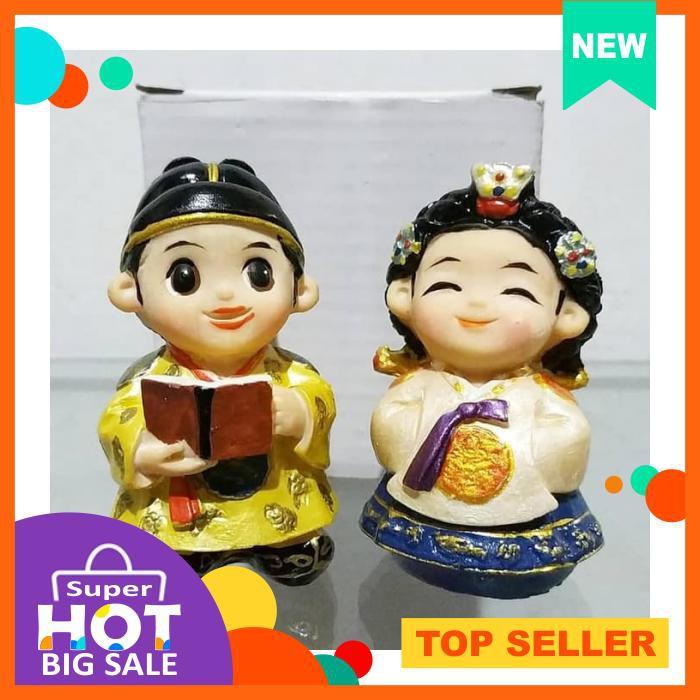 Special Promo! Boneka Korea Pasangan Resin C 8 08  4e6f3c5583