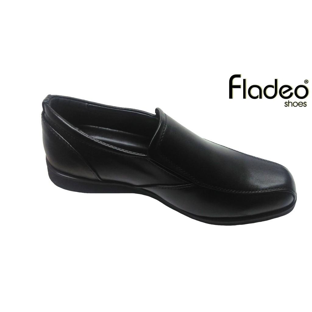 Sepatu Pantofel Pria Men s Republic Diwa Black  84dfded053