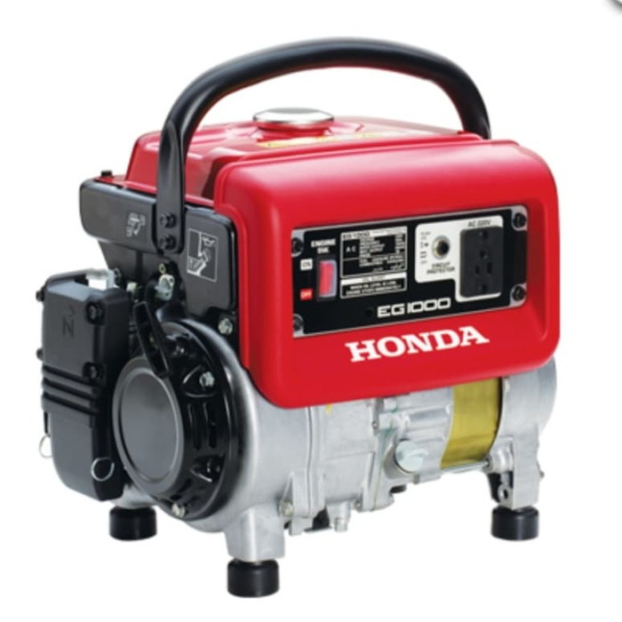 Genset Honda EG1000 EG 1000 800 Watt