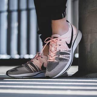 "f1b717d99080 Nike Flyknit Trainer "" Sunset Tint "" Premium Original ( sepatu nike    sepatu santai   sepatu jalan )"