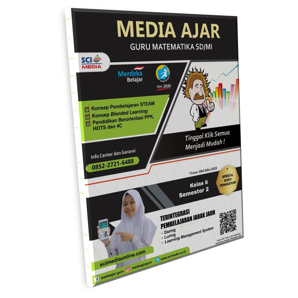Matematika Sd Kelas 6 K13 Edisi Revisi 2020 2021 Shopee Indonesia