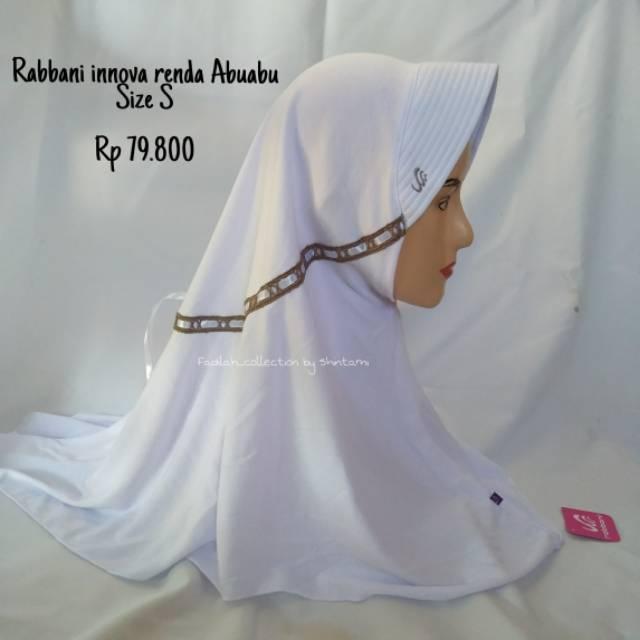Rabbani Innova S Putih Renda Warna Shopee Indonesia