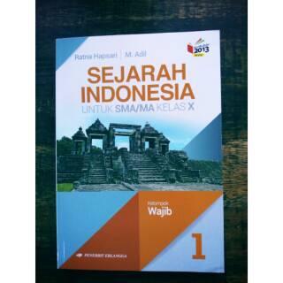 Kunci Jawaban Buku Sejarah Indonesia Kelas 10 Kurikulum 2013 Erlangga Seputar Sejarah