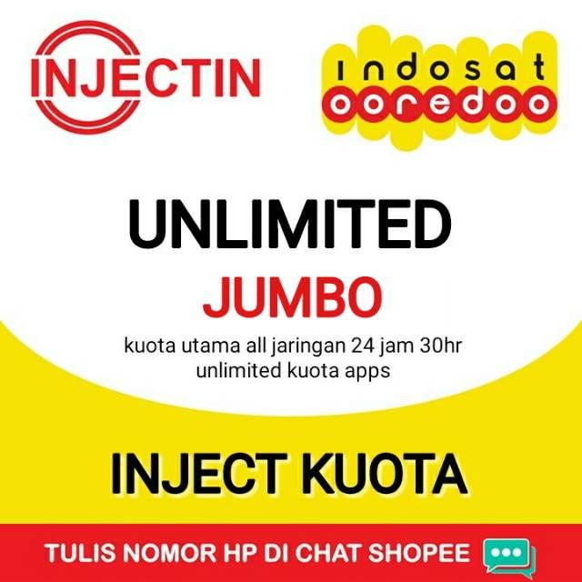 Paket Data Kuota Internet Indosat Promo Murah Cepat Unlimited Jumbo