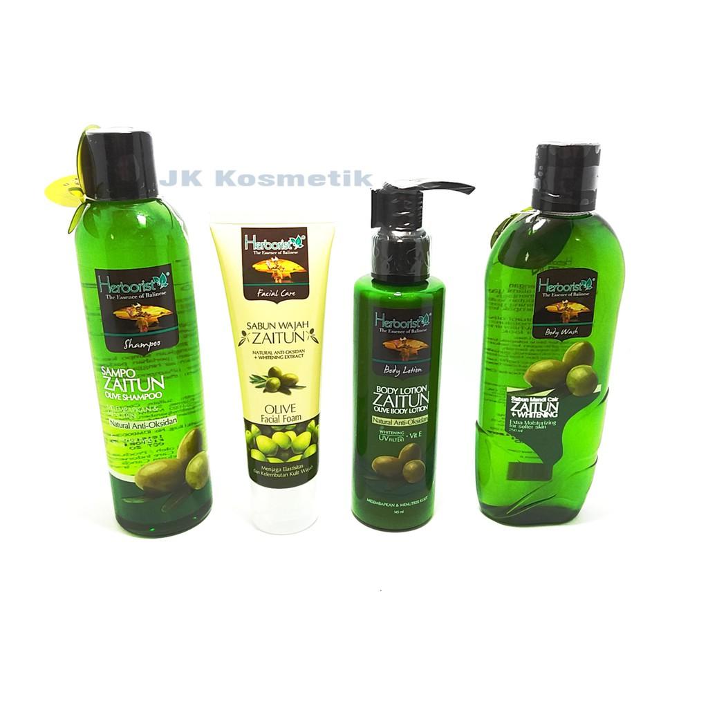 Herborist Minyak Zaitun 150 Ml Shopee Indonesia 150ml