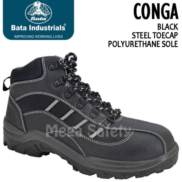 Bata Industrial Conga Safety Shoes ...