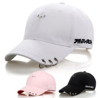 Topi Baseball Brim Lebar Motif Bordir Bunga Mawar untuk Pria   Wanita  7a67287a4b