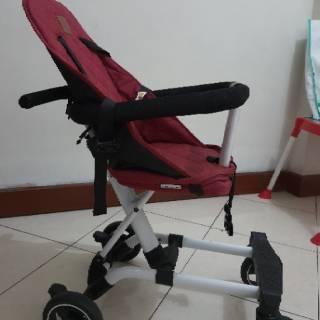 Kereta Stroller Baby Elle Rider Convertible S1688 | Shopee ...