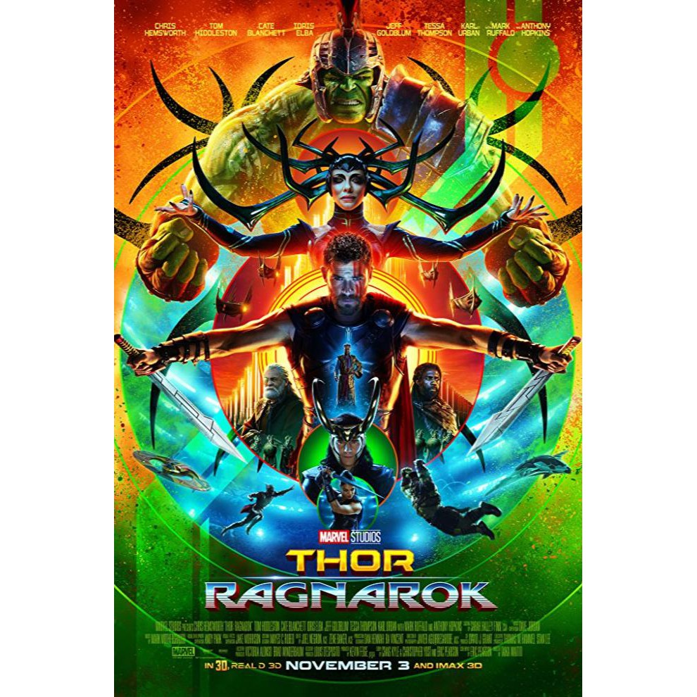 Super Dvd Thor Ragnarok 2017 Sale Shopee Indonesia