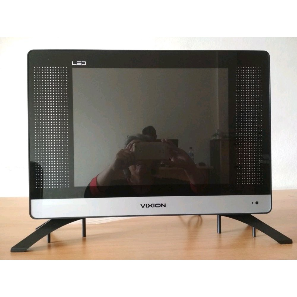 ELEKTRONIK MURAH Bracket TV LCD LED Plasma 13 27 Inci Looktech Swivel L100M | Shopee Indonesia