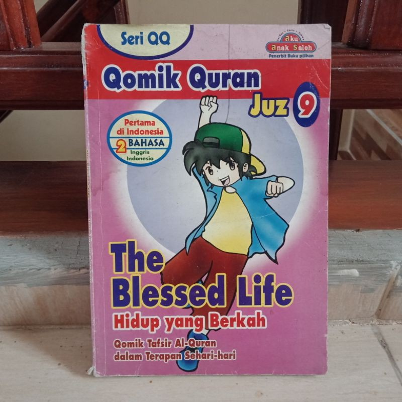 Buku Original Seri Qq 9 The Blessed Life Hidup Yang Berkah Shopee Indonesia